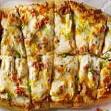 Cool Chicken Ranch Pizza